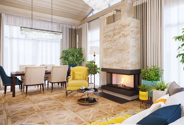 Почему стоит выбрать индивидуальный дизайн дома