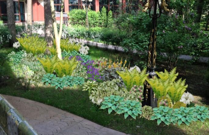 3 заповеди озеленения малых участков